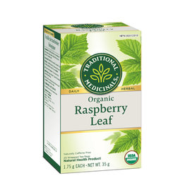 Traditional Medicinals Traditional Medicinals - Herbal Tea, Organic Raspberry Leaf