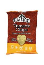 Vegan Robs Vegan Robs - Rice Chips, Tumeric (99g)