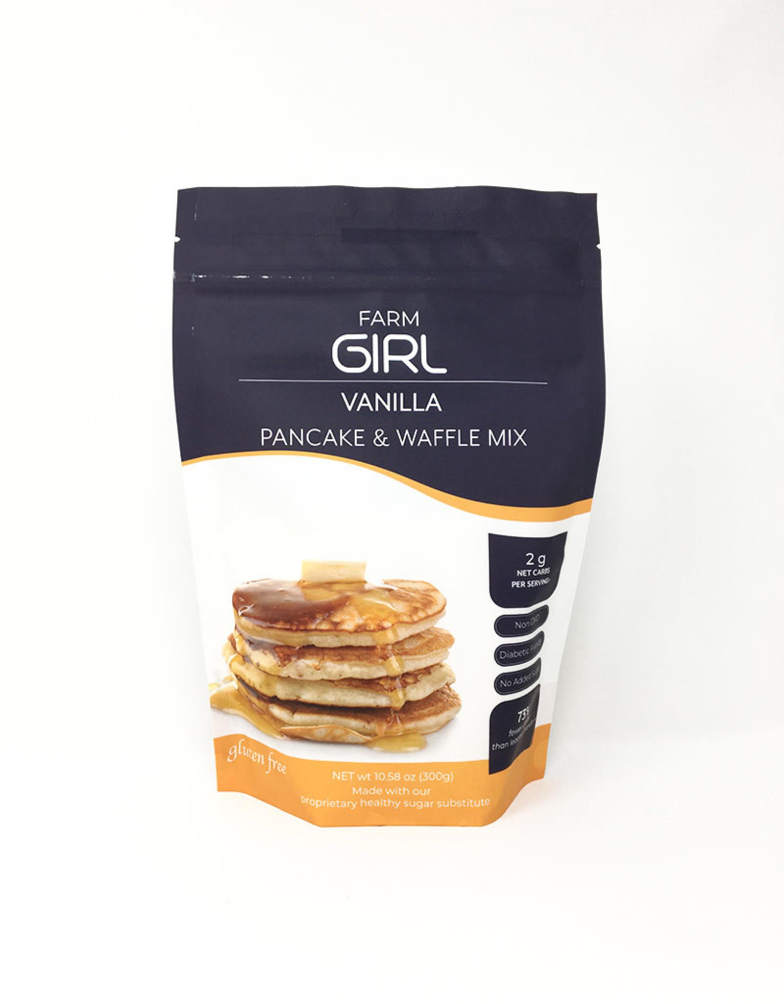 Farm Girl Farm Girl - Pancake & Waffle Mix, Vanilla (300g)