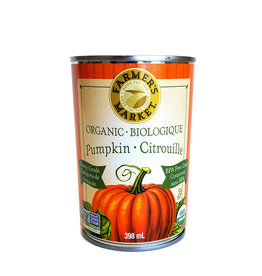 Farmers Market Farmers Market - Pumpkin Puree, Canned (397g)