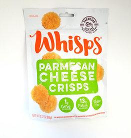 Whisps Whisps - Cheese Crisps, Parmesan (60g)