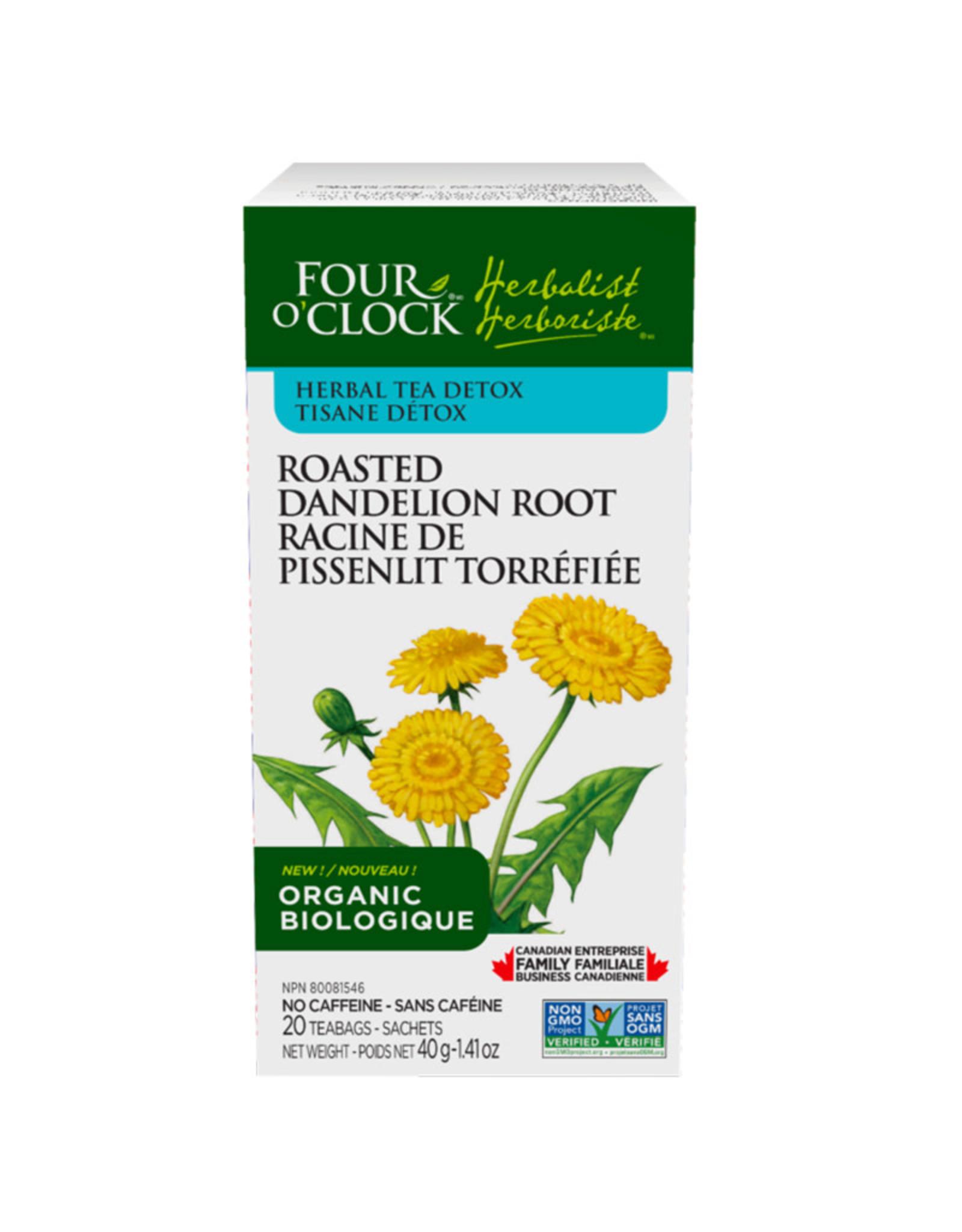 Four Oclock Four Oclock - Roasted Dandelion Root Tea
