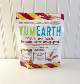 Yum Earth Yum Earth - Candy, Organic Sour Twists (5x20g)