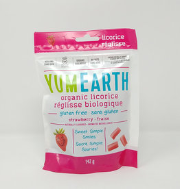 Yum Earth Yum Earth - Licorice, Strawberry (142g)