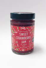 Good Good Good Good - Sweet Jam with Stevia, Strawberry (330g)