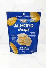 Hippie Snacks Hippie Snacks - Almond Crisps, Sea Salt (70g)