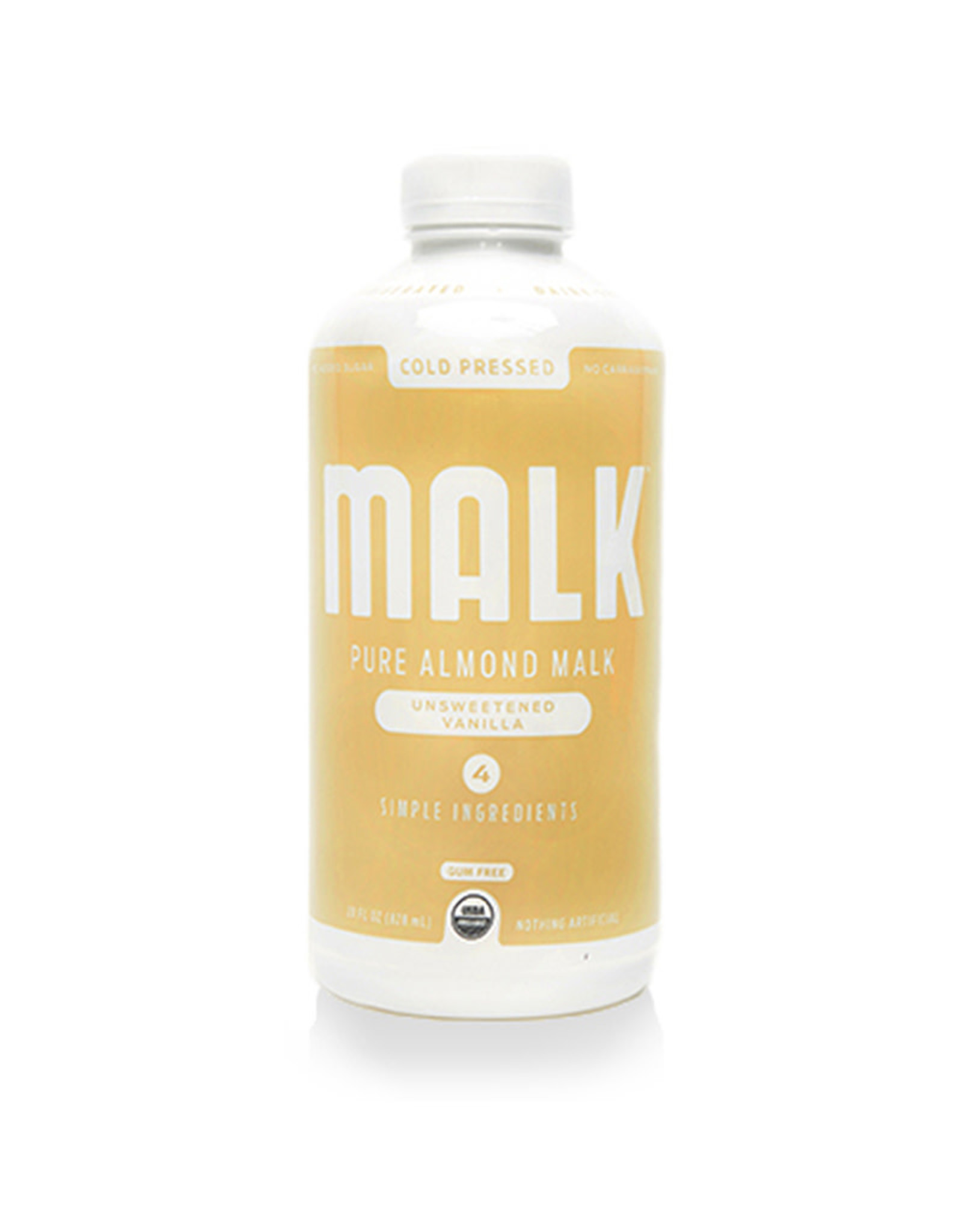 Malk Malk - Unsweetened Almond, Original (946ml)