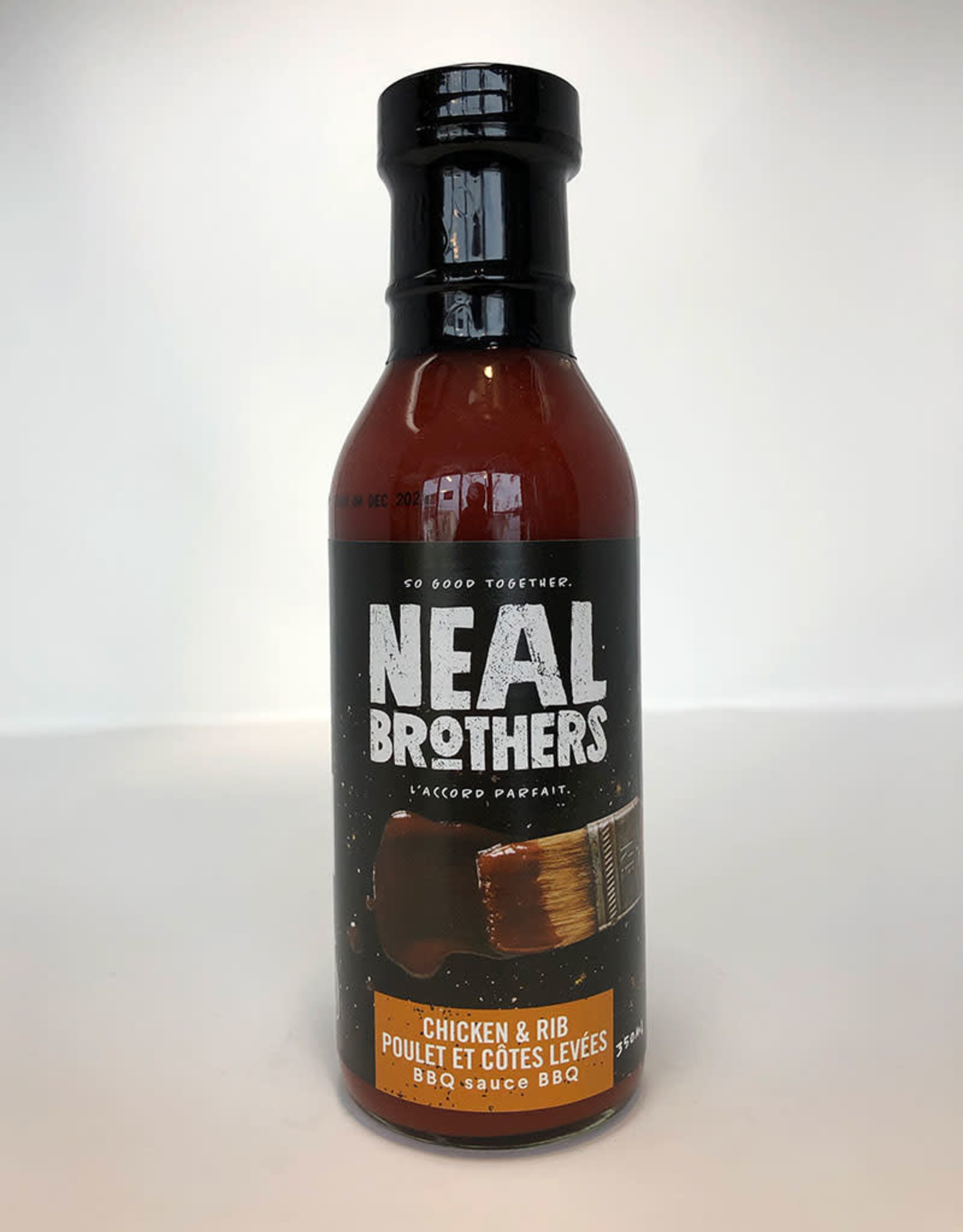 Neal Brothers Neal Brothers - All Natural BBQ Sauce, Chicken & Rib (350ml)