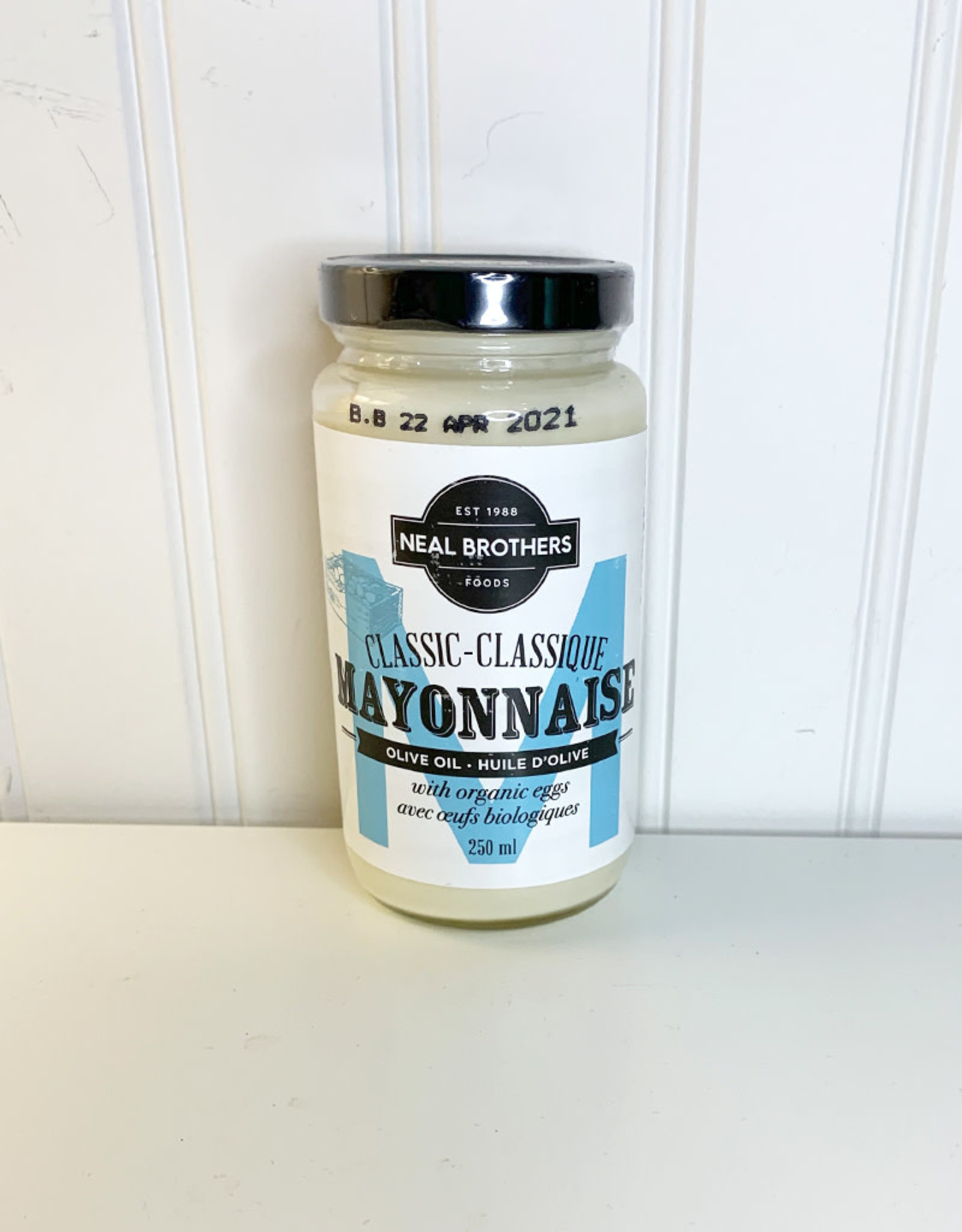Neal Brothers Neal Brothers - Natural Mayonnaise, Classic (250ml)