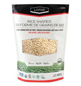 Zeroodle Zeroodle - Shirataki, Rice (400g)