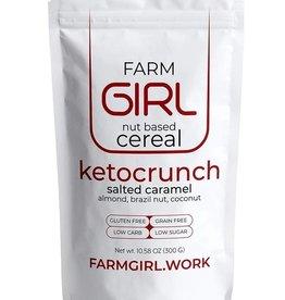 Farm Girl Farm Girl - Cereal, Salt Caramel Keto Crunch (300g)