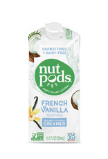 Nutpods Nutpods - Unsweetened Dairy-Free Creamer, French Vanilla (330ml)