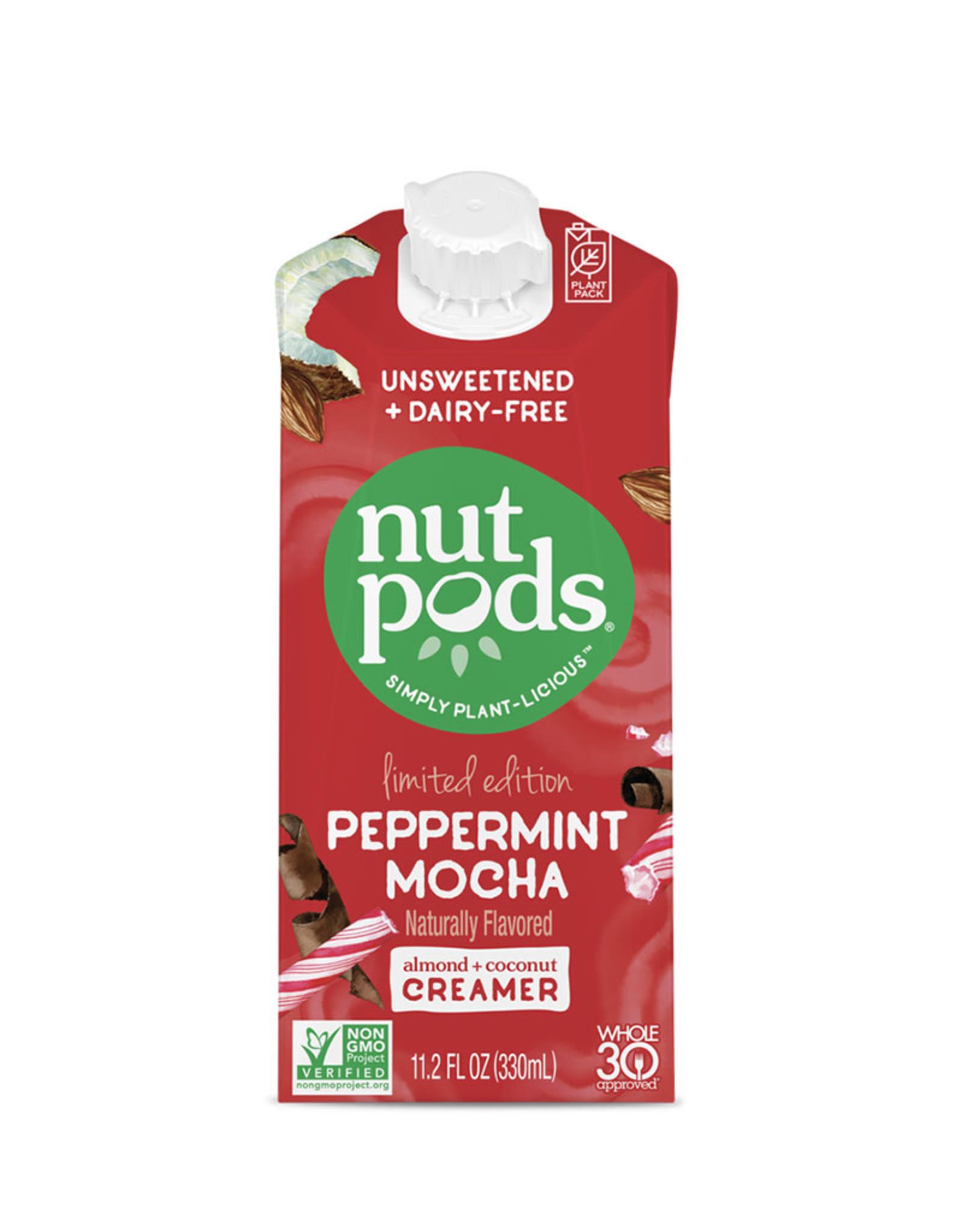 Nutpods Nutpods - Unsweetened Dairy-Free Creamer, Pumpkin Spice (330ml)