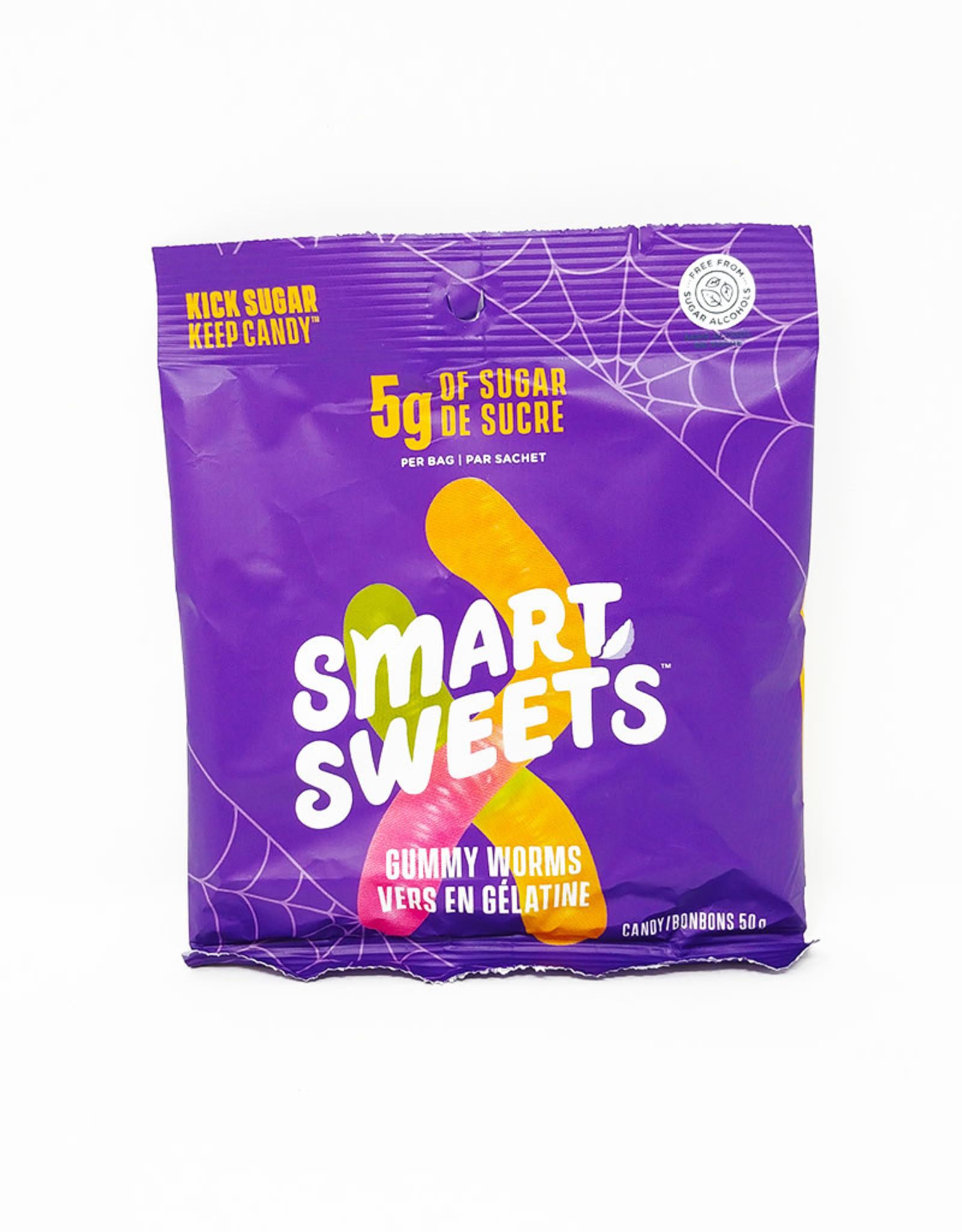 Smartsweets Smartsweets - Gummy Worms (50g)