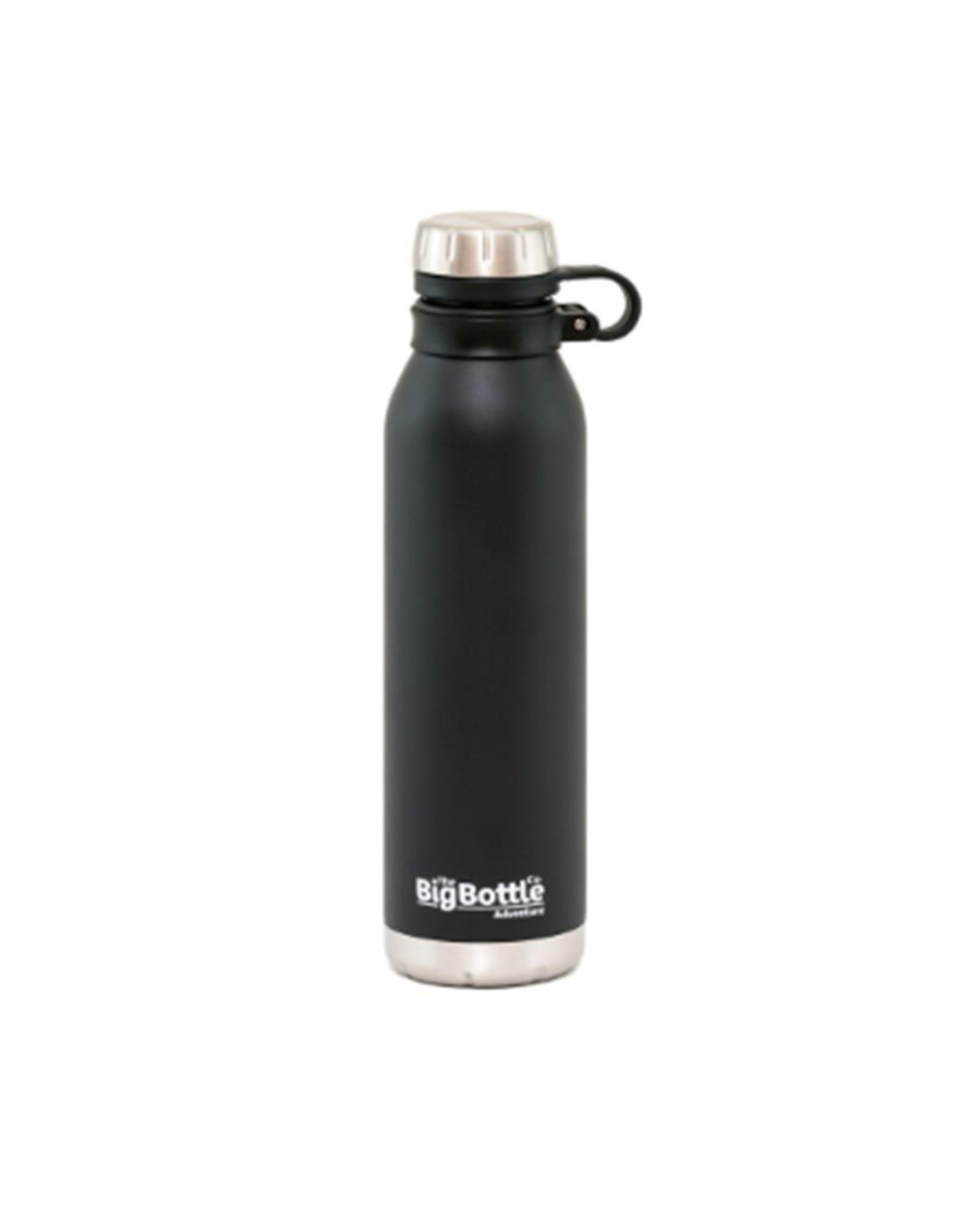 Big Bottle Co. Big Bottle Co. - Adventure Range, Jet Black Adventure (750ml)