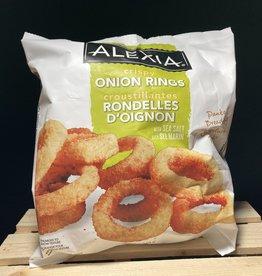 Alexia Alexia - Crispy Onion Rings with Sea Salt (340g)