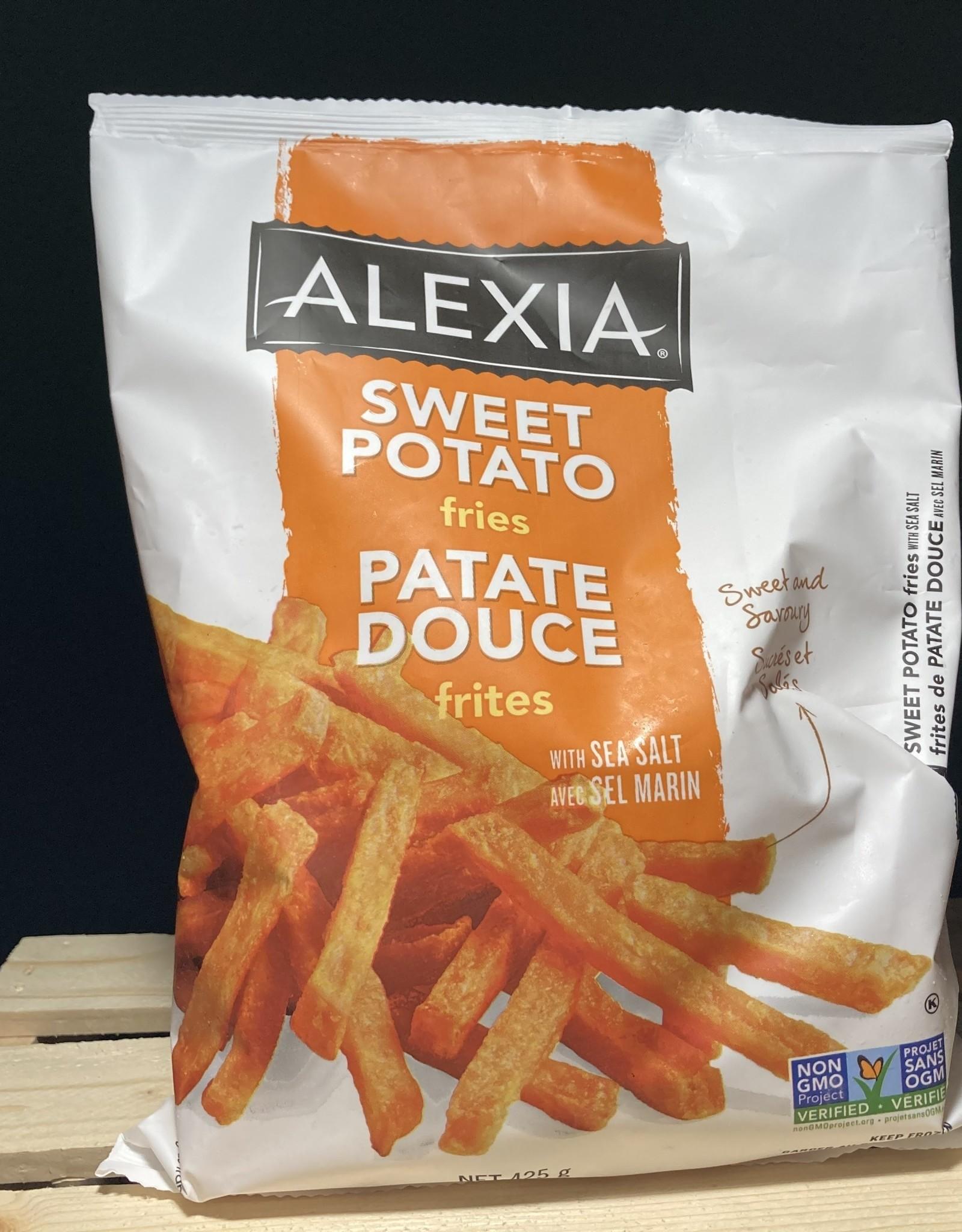 Alexia Alexia - Oven Fries, Sweet Potato w/Sea Salt (425g)