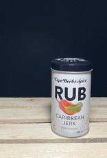 Cape Herb & Spice Co. Cape Herb & Spice - Rub Shaker, Caribbean Jerk (100g)