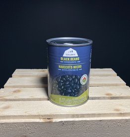 Cullen`s Cullens - Organic Canned Beans, Black (540ml)