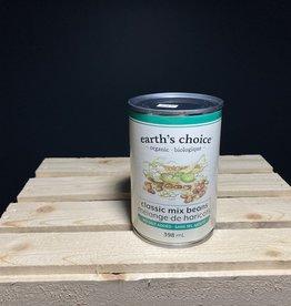 Earths Choice Earths Choice - Organic Beans, Classic Mix (398ml)
