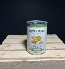 Earths Choice Earths Choice - Organic Chickpeas (398ml)