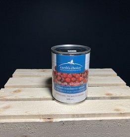 Earths Choice Earths Choice - Organic Cranberry Sauce, Jellied (348ml)