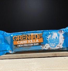 Grenade Grenade - Carb Killa High Protein Bar, Cookies & Cream (60g)