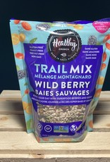 Healthy Crunch Healthy Crunch - Trail Mix, Wild Berry (225g)