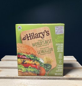 Hilaryís Eat Well Hilarys Eat Well - Veggie Burgers, Original