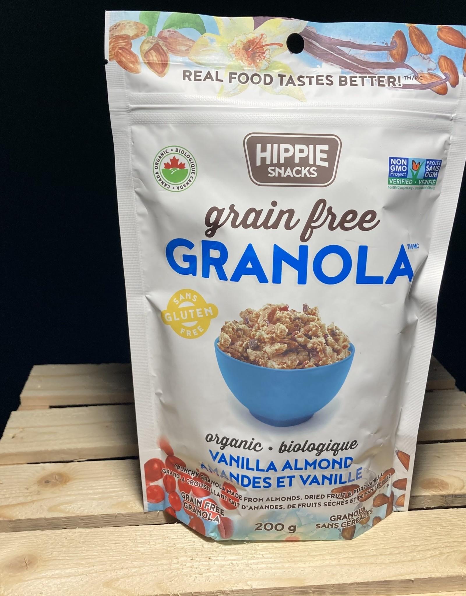 Hippie Snacks Hippie Snacks - Granola, Vanilla Almond
