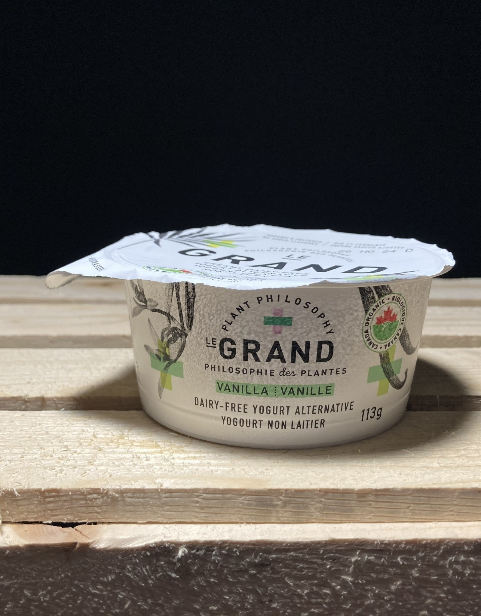 LeGrand LeGrand - Alternatives Yogurt, Vanilla (113g)