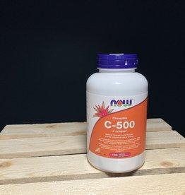 NOW Foods NOW Foods - C-500 Orange Chewable 100Loz