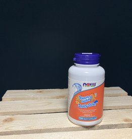 NOW Foods NOW Foods - Childrens Chewable Omega-3, Squishy Fishies (100gel)