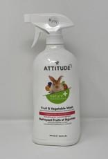 Attitude Attitude - Fruit & Vegetable Spray Wash (800ml)