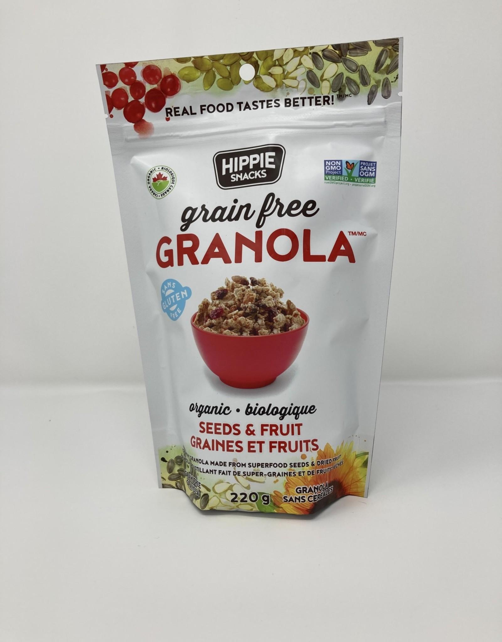 Hippie Snacks Hippie Snacks - Granola, Seeds and Fruit
