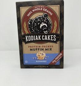 Kodiak Cakes Kodiak Cakes - Muffin Mix, Blueberry (396g)