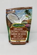 Lets Do It Lets Do Organic - Organic Coconut Flour (453g)