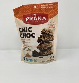 Prana Prana - Chic Choc, Crunchy Bites, Chocolate Caramel