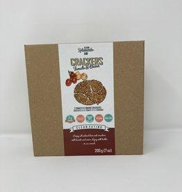 KZ Clean Eating KZ Clean Cracker - Tomato & Onion