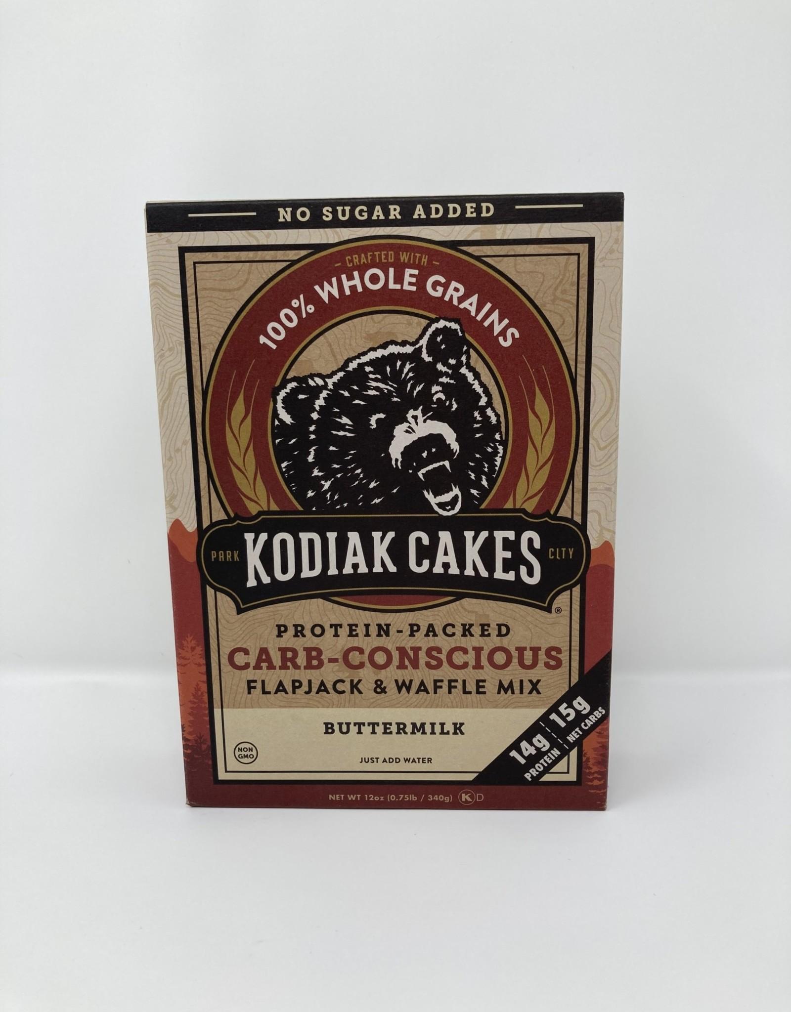 Kodiak Cakes Kodiak Cakes - Flapjack & Waffle Mix, Carb-Concious (340g)