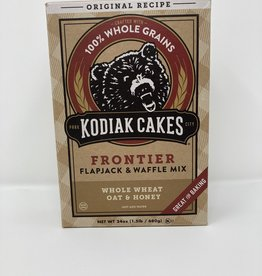Kodiak Cakes Kodiak Cakes - Flapjack & Waffle Mix, Whole Wheat Oat & Honey (680g)