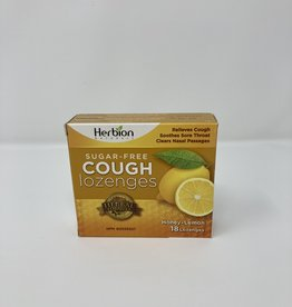 Herbion Naturals Herbion, Sugar Free Cough Lozenges - Honey Lemon