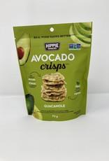 Hippie Foods Hippie Snacks - Avocado Crisps, Guacamole