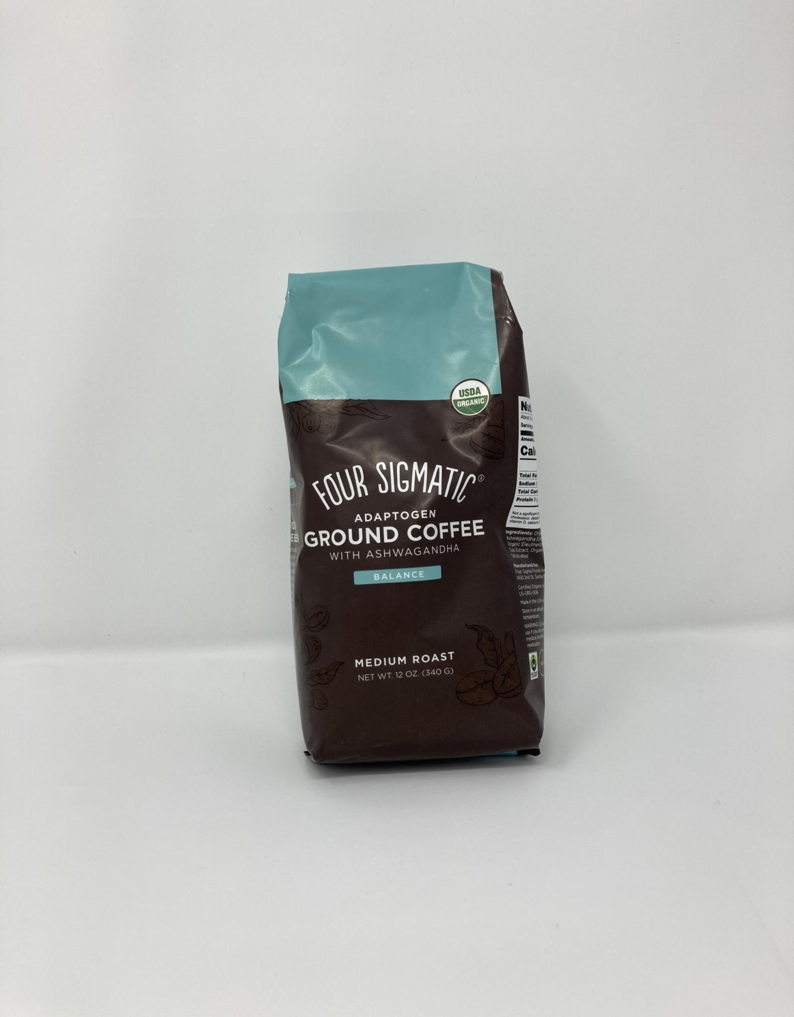 Four Sigmatic Four Sigmatic - Coffee Mix, Ashwagandha (340g)