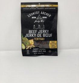 Country Archer Country Archer - Beef Jerky, Teriyaki