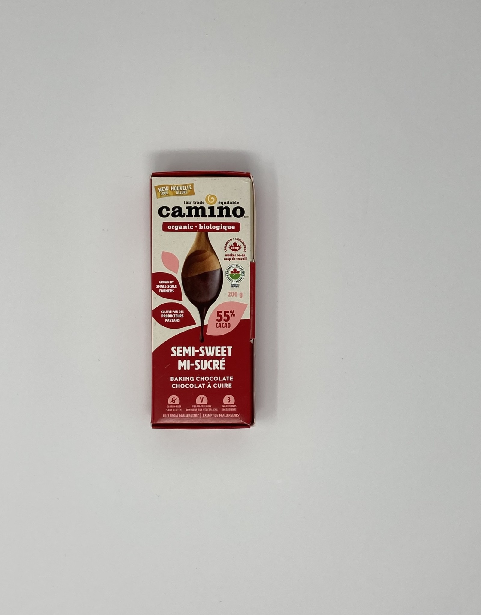 Camino Camino - Baking Chocolate 55%