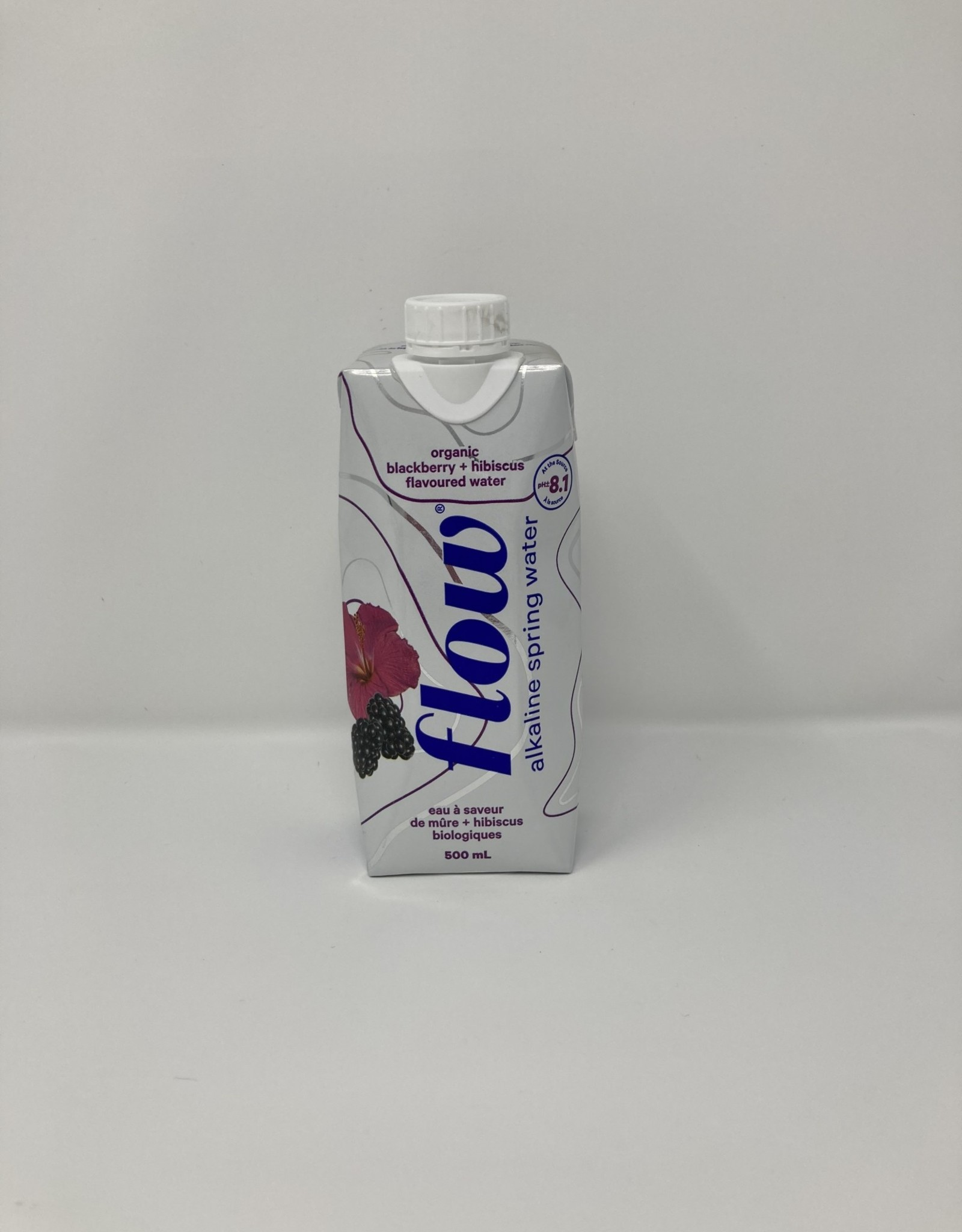Flow Flow - Organic Blackberry Hibiscus