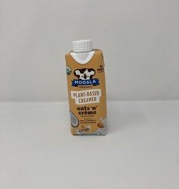 Mooala Mooala,Organic Plant-Based Creamer-Oats 'n' Cream (330ml)