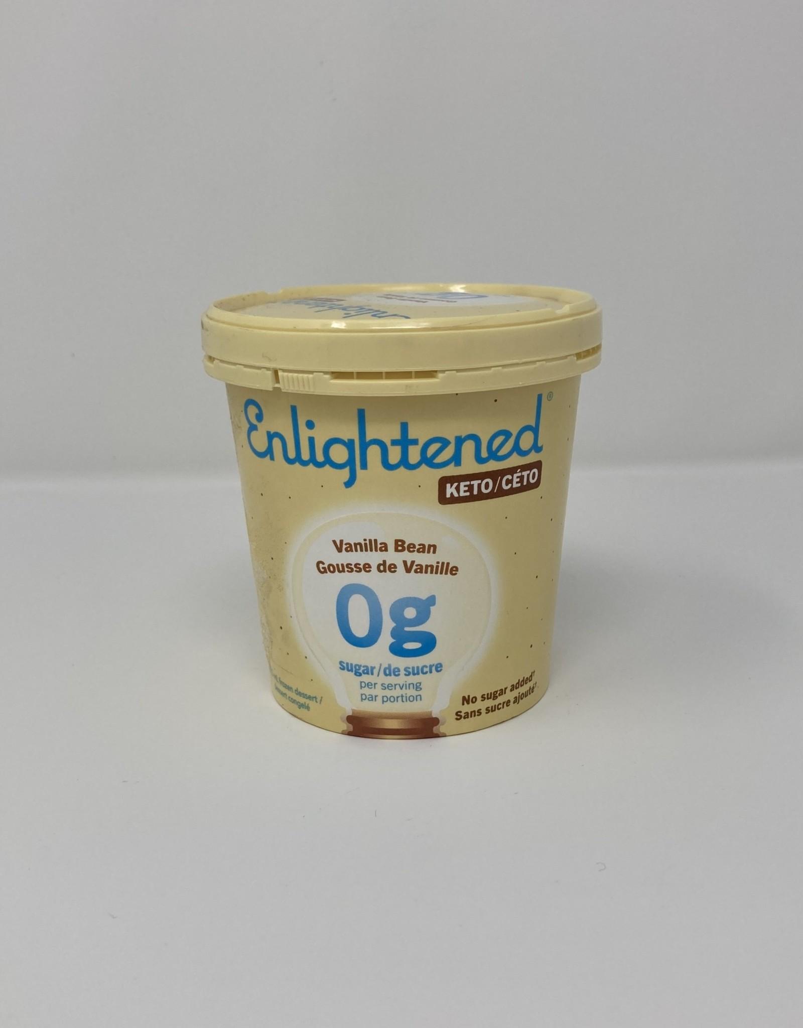 Enlightened Enlightened - Ice Cream, Keto Vanilla Bean