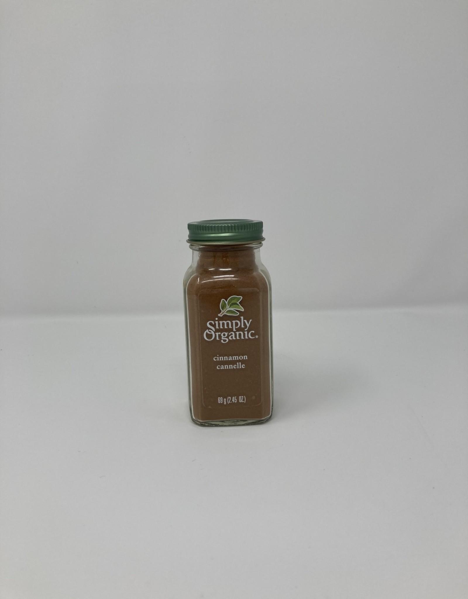 Simply Organic Simply Organic - Cinnamon, Organic